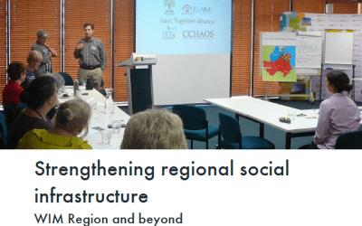 Invitation: Strengthening Regional Social Infrastructure