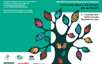 Community Development Conference 2015